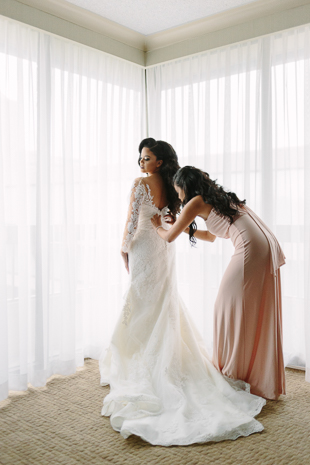Chic and stylish The Grand Luxe wedding in Toronto