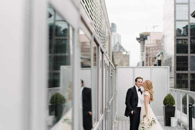 Inside a beautiful wedding at One King West Hotel