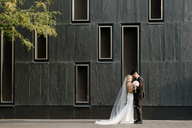 Four Seasons Hotel Toronto wedding photography