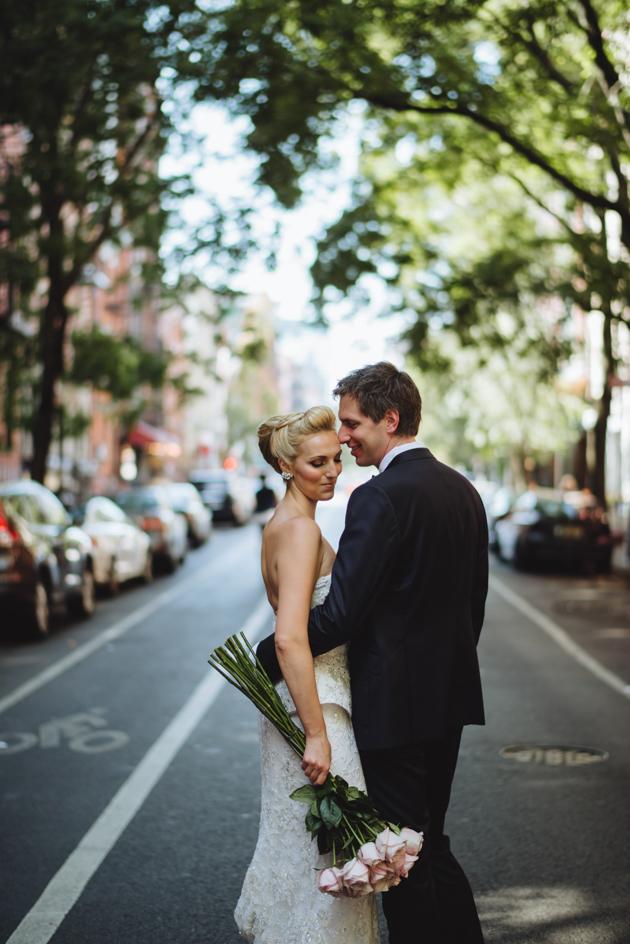New York wedding photo