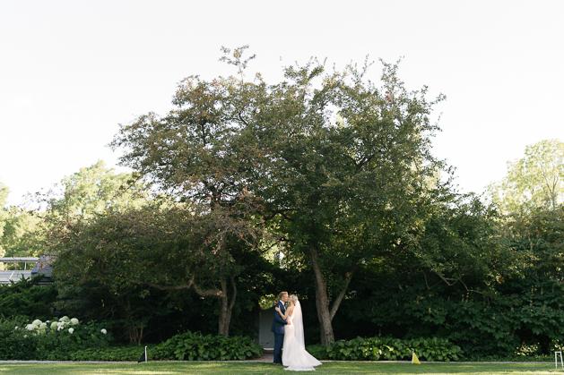 Romantic and elegant Langdon Hall wedding