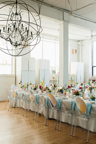 Summer party decor by Mango Studios - Toronto Wedding Photographers