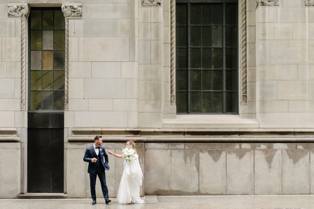 Financial District wedding photos