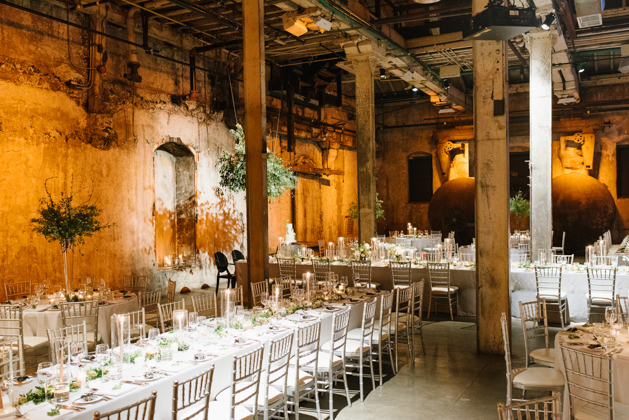 Secret garden inspired wedding in Fermenting Cellar