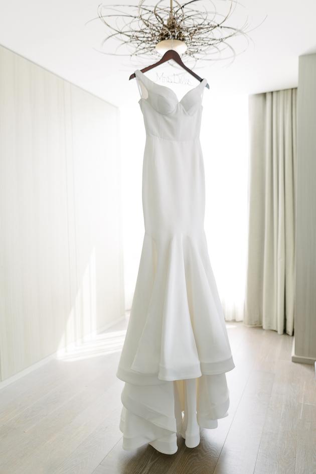 Leah Da Gloria wedding dress from Powder