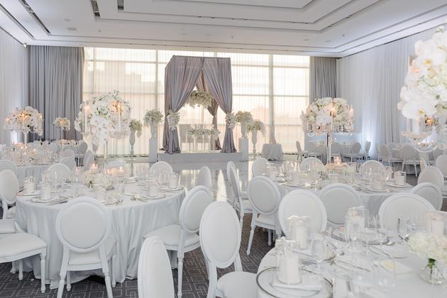 Four Seasons Hotel Toronto wedding photography