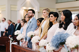 Toronto wedding ceremony photos