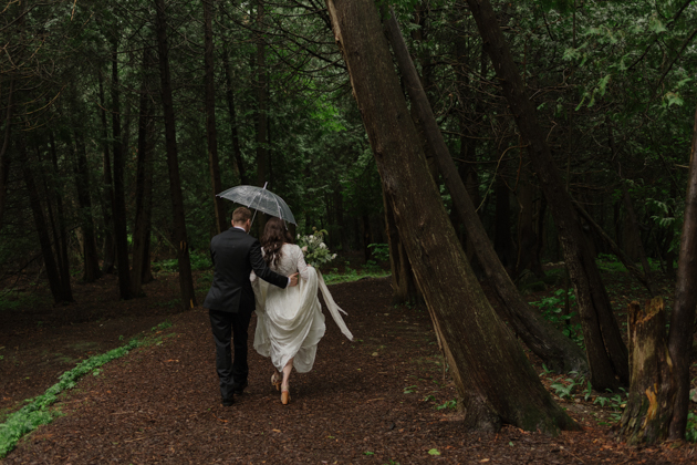 Boho Erin Estate wedding in Toronto