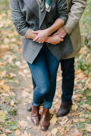 These High Park engagement photos will stand the test of time
