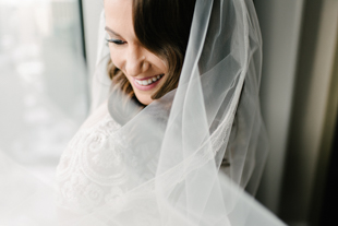 Bridal portrait - Toronto wedding photography