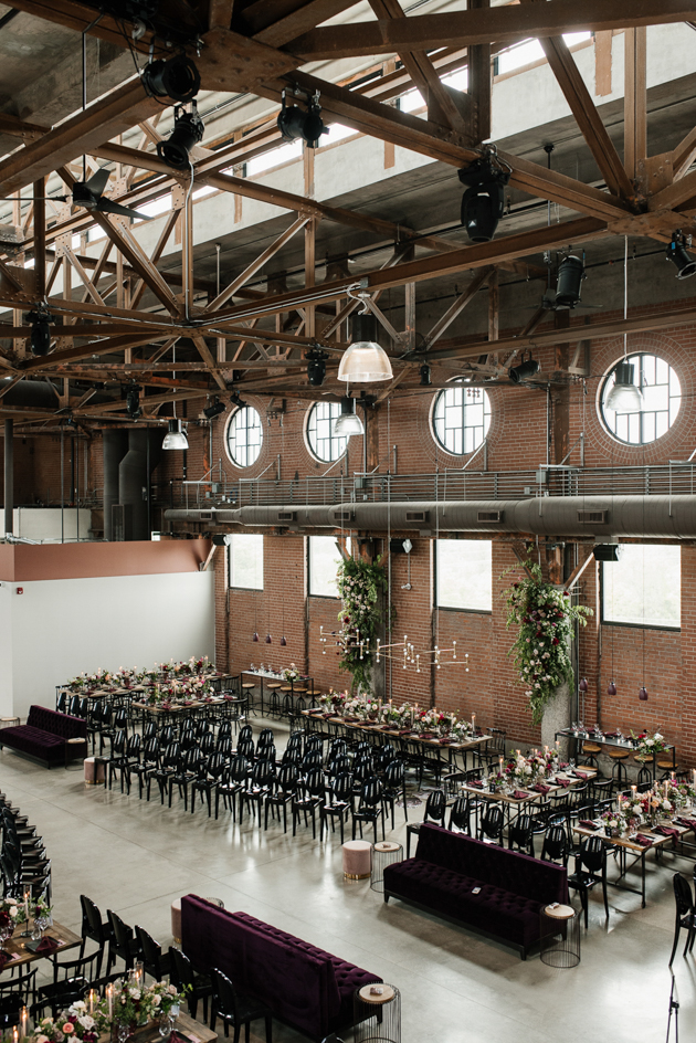 A gorgeous wedding at the Symes designed by Megan Wappel Designs