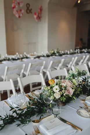 The Burroughes Building wedding reception photos in Toronto