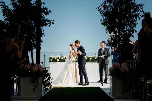 Hotel X wedding photos