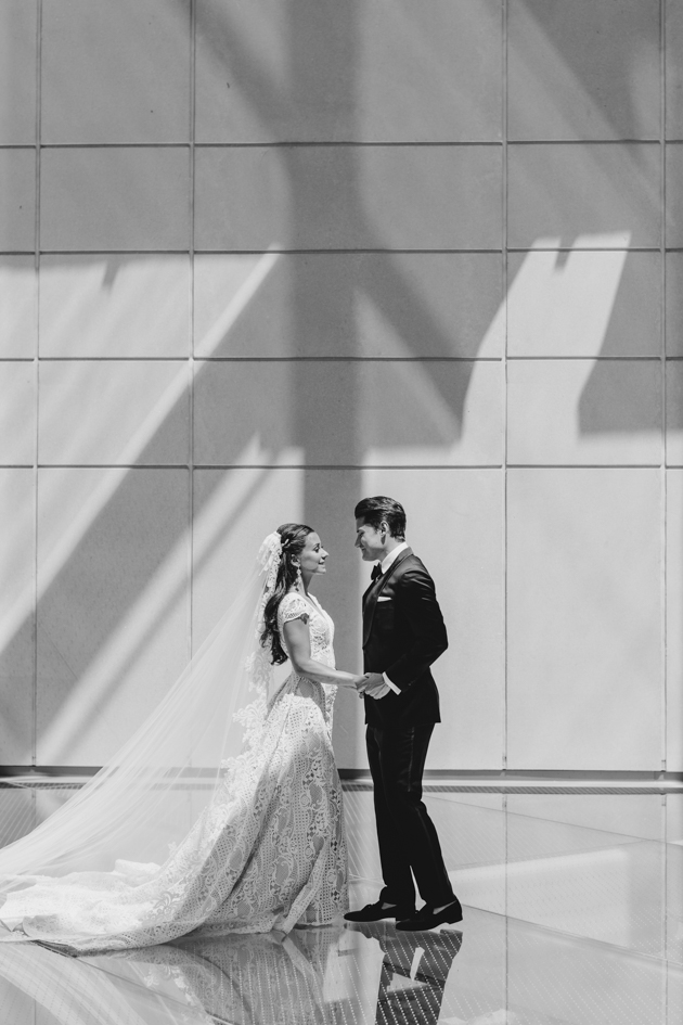 Editorial wedding photographer in Toronto