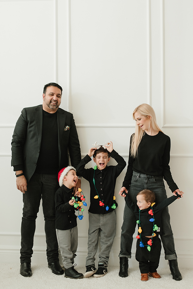 Family photography in Toronto