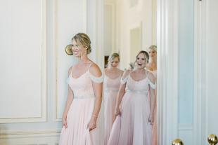 Bridal suite in Casa Loma