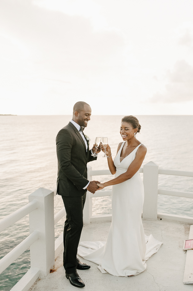 Destination wedding photographer in Bahamas
