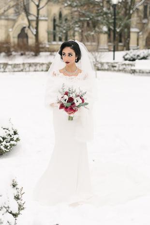 Downtown wedding photos in Toronto