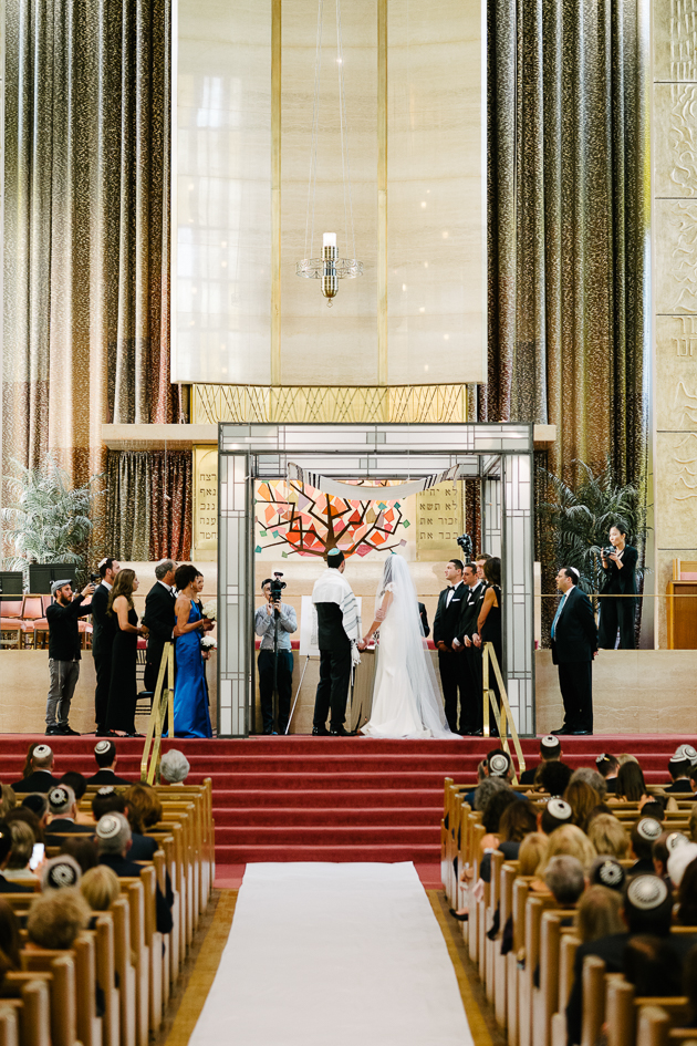 Beth Tzedec Congregation is one of the most beautiful churches in Toronto to get married in