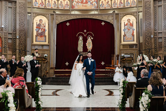 St. Maurice And St. Verena Coptic Orthodox Church is one of the most beautiful churches in Toronto to get married in