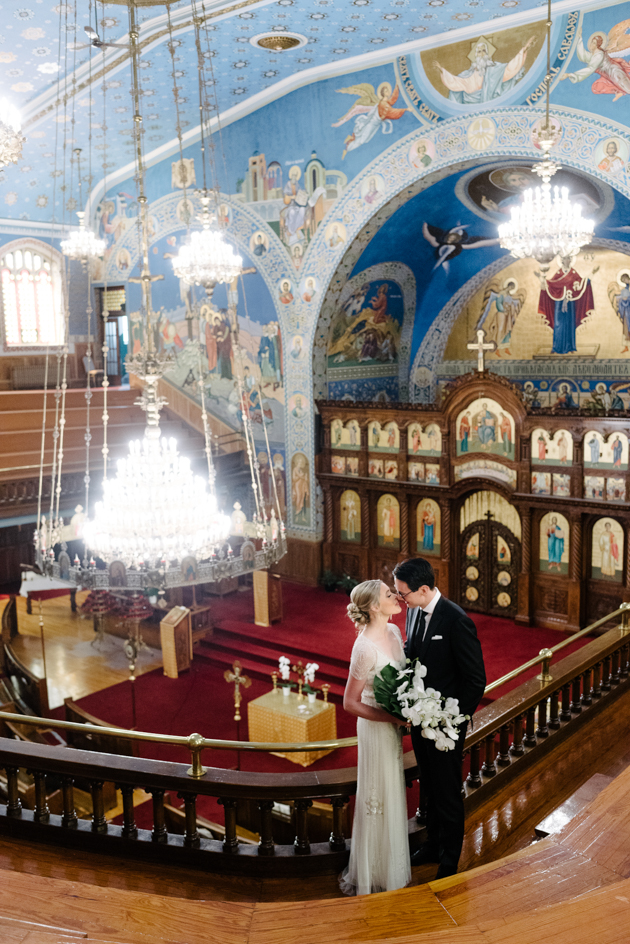 St. Nicholas Ukrainian Catholic Church is one of the most beautiful churches in Toronto to get married in