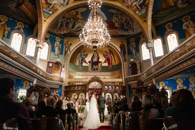 Saint George's Greek Orthodox Church of Toronto is one of the most beautiful churches in Toronto