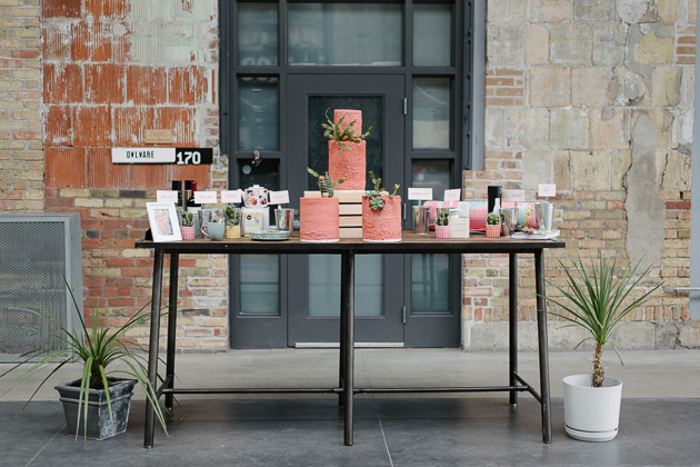 This Artscape Wychwood Barns Bridal Shower is What Dreams are Made Of
