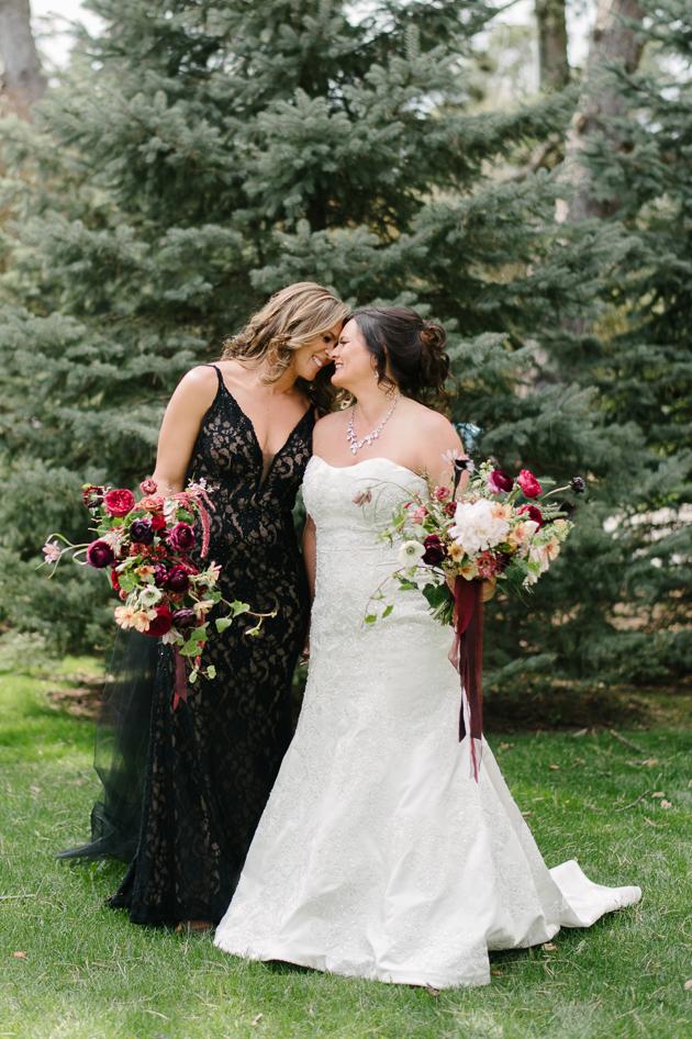 Beautiful mansion wedding in Toronto