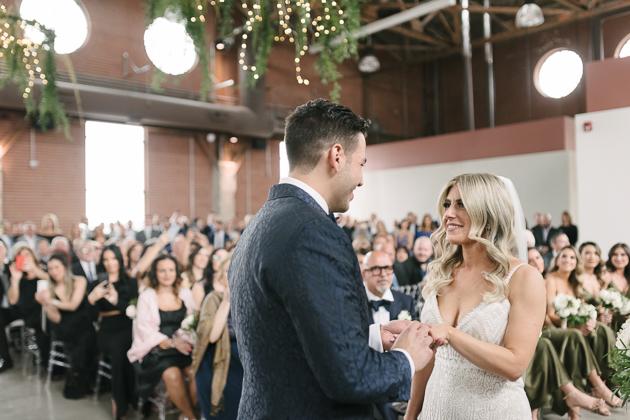 The Symes wedding ceremony photos