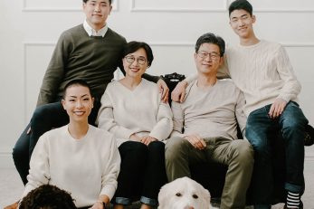 Esther Lee Family Portrait Session